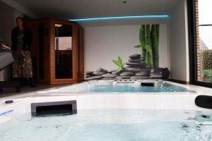 B&B suite met Sauna en Zwemspa in België