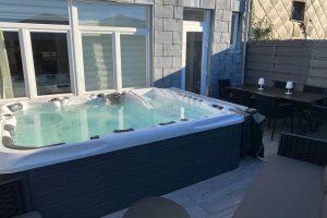 Huisje met Jacuzzi in Verviers België met 5 slaapkamers