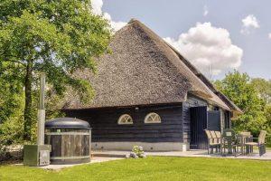 Natuurhuisje met Hottub en grote tuin in Brabant