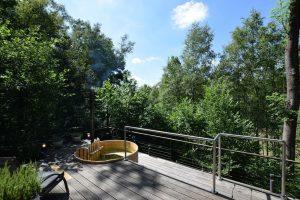 Natuurhuisje met Hottub in de Ardennen