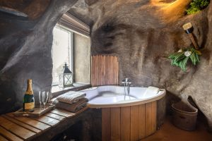 Natuurhuisje met Jacuzzi, Sauna en open haard in de Belgische Ardennen