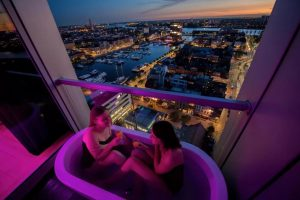 Romantisch overnachten met Jacuzzi en Sauna in Antwerpen