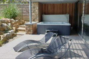 Vakantiehuis met Jacuzzi en Zwembad in de Ardennen