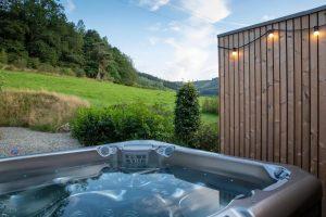 Vakantiehuis met Jacuzzi in de Belgische Ardennen