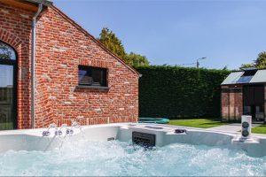 Vakantiehuis met Jacuzzi in West-Vlaanderen voor 6 personen