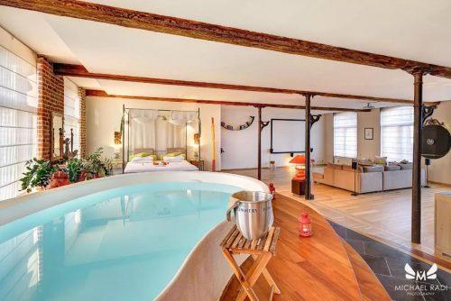Hotel met Jacuzzi en Sauna in de Belgische Ardennen