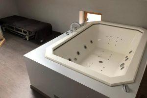 Hotel met Jacuzzi en Sauna nabij Charleroi België