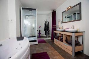 Hotelkamer met Jacuzzi in Antwerpen centrum
