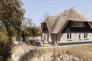 Huisje met sauna op Ameland voor 8 personen