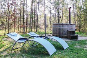Natuurhuisje met Hottub in Overijssel