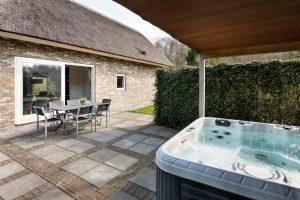 Roompot huisje met jacuzzi voor 6 personen in Drenthe