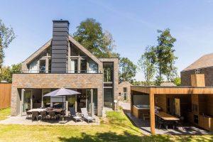 Huisje met jacuzzi voor 8 personen in Maastricht
