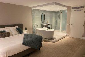 North Suite met Jacuzzi en Sauna bij Van der Valk Hotel Sassenheim-Leiden