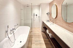 Hotel Haarlem Deluxe kamer met jacuzzi