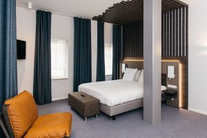 Hotelkamer met jacuzzi in Weert