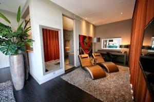Hotelkamer met sauna en jacuzzi bij Van der Valk Hotel Middelburg